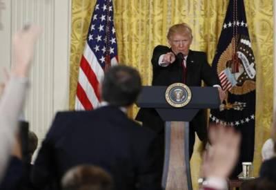 جھوٹا میڈیا بیانات کو مختلف انداز میں پیش کر کے بددیانتی کا ظاہرکر رہا ہے۔ امریکی صدر