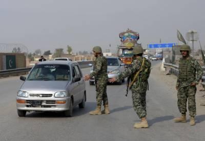 سانحہ سیہون شریف: پنجاب اور سندھ کی سرحد کو سیل کردیا گیا۔