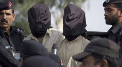 سرچ آپریشن کے دوران تیس سے زائد مشتبہ افراد گرفتار......