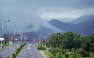 ملک کے مختلف حصوں میں بارشوں کا نیا سلسلہ شروع .....