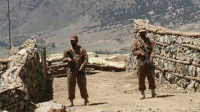 افغان سرحدایک بار پھرپاک فوج کے نشانہ پر
