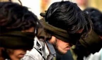 حساس اداروں اور ایلیٹ فورس نے افغان بستیوں اورحساس مقامات کے گرد سرچ آپریشن