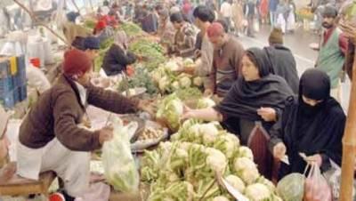 اتوار بازار---مہنگی اشیا فروخت کا ایک اہم دن