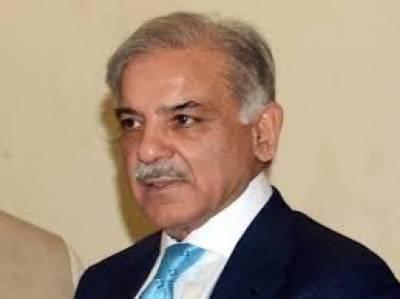 قائد کے پاکستان میں کسی کو آگ اور خون کا کھیل نہیں کھیلنے دیں گے,وزیراعلیٰ پنجاب محمد شہباز شریف