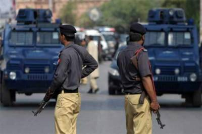 محکمہ داخلہ سندھ نے سیکورٹی خدشات کے پیش نظر کراچی میں پندرہ روز کیلئے دفعہ ایک سو چوالیس نافذ کردی