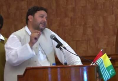 پاکستان کی ایٹمی قوت اور سی پیک منصوبہ دشمنوں کی آنکھ میں کانٹابن چکاہے۔سردارفاروق سکندر