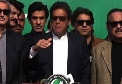 نواز شریف نے پاکستان کے ادارے تباہ کر دیئے۔ عمران خان