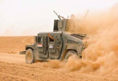 عراقی فورسز کی مغربی موصل میں کارروائیاں،93 داعش جنگجو ہلاک،22 ٹھکانے بھی تباہ