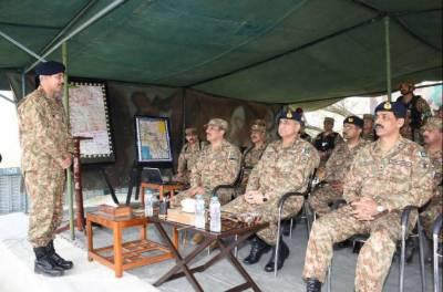 بھارت، پاکستان، اور، خطے میں دہشت گردی پھیلا رہا ہے,آرمی چیف جنرل قمر جاوید باجوہ