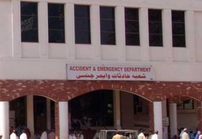 لاہور: سروسز ہسپتال میں ڈاکٹرزکی ہڑتال نے مریض سے زندگی چھین لی۔