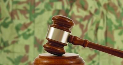 فوجی عدالتوں کی مدت میں توسیع کا معاملہ ایک بار پھر تعطل کا شکار ہوگیا