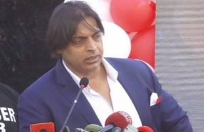 پی سی بی نےشرجیل خان اورخالد لطیف کوجیل جانے سے بچایا،امید ہے معاملہ کی تحقیقات شفاف طریقے سے ہوں گی,سابق ٹیسٹ کرکٹر شعیب اختر