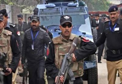 کراچی سینٹرل جیل کے اطراف میں کومبنگ آپریشن،30 مشتبہ افراد گرفتار