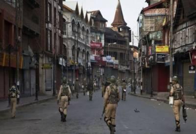 مقبوضہ کشمیر:3 بھارتی فوجی نامعلوم افراد کےحملےکاشکارہوگئے۔