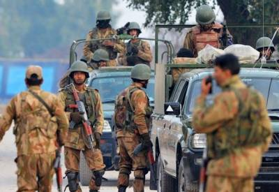 راولپنڈی: سیکیورٹی فورسز کا کومبنگ آپریشن،30افراد گرفتار