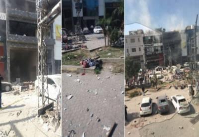 صدر مملکت، وزیراعظم سیاسی اور مذہبی رہنماؤں کی لاہور میں دھماکے کی شدید الفاظ میں مذمت