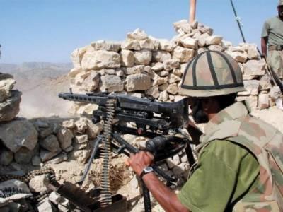 پاک افغان سرحدی علاقے میں پاک فوج کی کارروائی میں دو اہم دہشت گرد کمانڈر مارے گئے