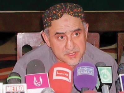 تحریک انصاف کے سابق صدر نادر اکمل لغاری نے پیپلزپارٹی میں شمولیت اختیار کرلی