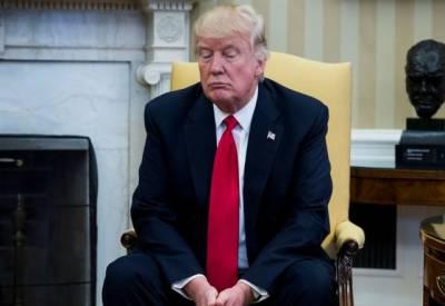 امریکی صدرنے بھی کہ دیا سرحد پر دیوار وقت سے پہلے تعمیر ہوگی۔