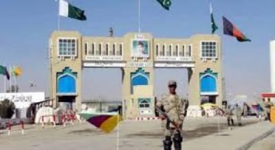 چمن میں پاک افغان بارڈر پاکستانی حکام کی جانب سے احتجاجا نویں روز بھی بند ہے
