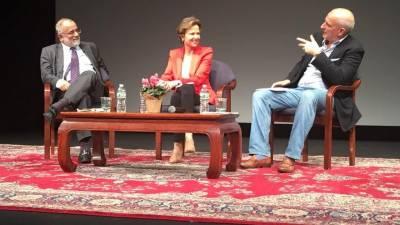 لاہور میں لٹریری فیسٹیول کا انعقاد,سماجی اور ادبی شخصیات سمیت لوگوں نے بڑی تعداد میں شرکت کی