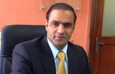 عمران خان نے صوبوں میں نفرت کا بیج بویا,وزیرمملکت برائے پانی وبجلی عابد شیر علی