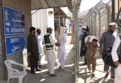 چمن پاک افغان سرحد باب دوستی 18 روز کی بندش کے بعد2 روز کیلئے کھول دی گئی۔