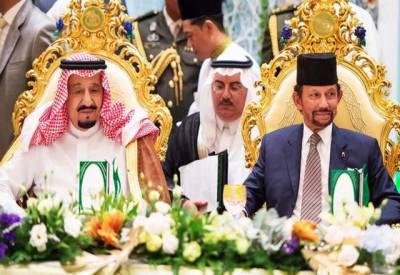 شاہ سلمان کے دورے سے دونوں ممالک کے درمیان دوطرفہ تعلقات کوایک نئی سمت ملی۔ برونائی