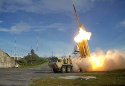 امریکی فوج نے جنوبی کوریا میں متنازع میزائل ڈیفینس سسٹم کی تنصیب شروع کردی۔