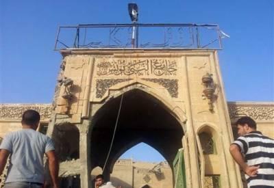 عراق کے شہر موصل میں تاریخی محل حضرت یونس کی قبرسمیت دریافت۔ ماہرین آثار قدیمہ