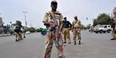 ملک کے مختلف شہروں میں آپریشن ردالفساد کے تحت کارروائیوں میں متعدد افراد کو گرفتار کرلیا گیا
