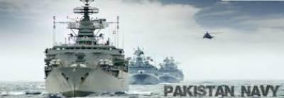 پاکستان بحریہ نے ایک اوراعزاز اپنے نام کرتے ہوئے کثیرالملکی ٹاسک فورس 151 کی کمانڈ8 مرتبہ مکمل کرلی