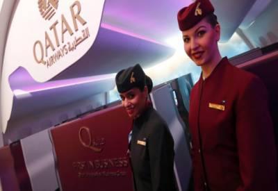 قطر ایئرویز اکانومی کلاس میں 2017 ءکی بہترین فضائی کمپنی قرار