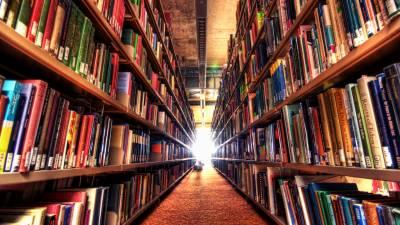 پاکستانیوں کی % 85 تعداد ابھی تک لائبریری میں کبھی نہیں گئی