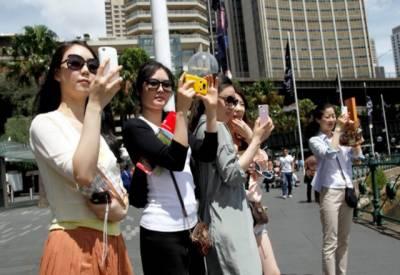 چینی سیاح آسٹریلوی معیشت میں اہم کردار ادا کررہے ہیں۔