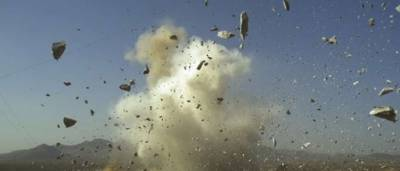 کرمی ایجنسی میں بارودی سرنگ کے دھماکے میں ایک شخص زخمی