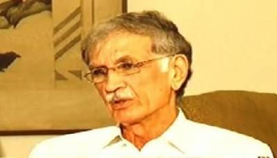 تحریک انصاف اگلے الیکشن میں دوگنا ووٹوں سے کامیاب ہو گی,وزیراعلیٰ خیبر پختونخوا پرویز خٹک