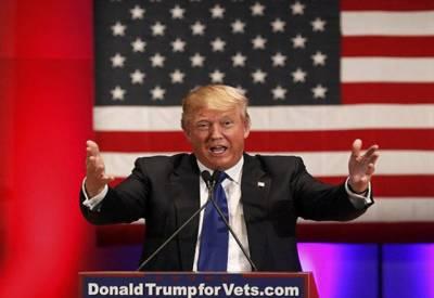 امریکی صدر ٹرمپ نے اپنی تنخواہ عطیہ کرنے کا اعلان کردیا۔
