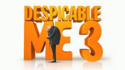 ہالی وڈ کی اینی میٹڈ فلم'ڈسپیکبل می تھری' کا نیا ٹریلرجاری کردیا گیا ہے، فلم رواں سال جون میں سینیما گھروں کی زینت بنے گی