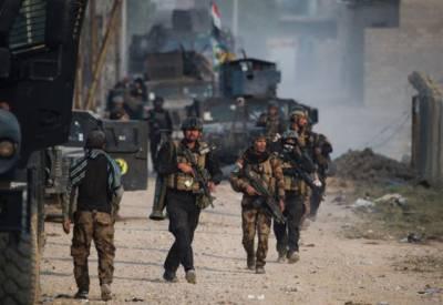 موصل میں عراقی افواج نے کئی دیگرعلاقوں کو آزاد کرا لیا گیا۔