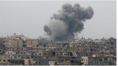 شام میں قیامِ امن کیلئے قزاقستان کے دارا لحکومت آستانہ میں مذاکرات کا تیسرا مرحلہ جاری ہے