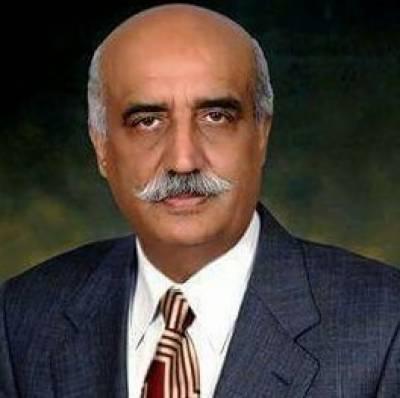 حسین حقانی کے معاملے پر مشترکا پارلیمانی کمیٹی بننی چاہیے,اپوزیشن لیڈر سید خورشید شاہ