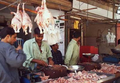ملک کے مختلف شہروں میں مرغی کا گوشت300روپےکلو سے زائد پر فروخت ہونے لگا۔