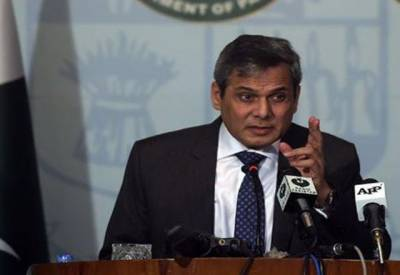 افغانستان میں موجود دہشتگرد پاکستان کی سلامتی کونقصان پہنچا رہے ہیں۔ نفیس زکریا