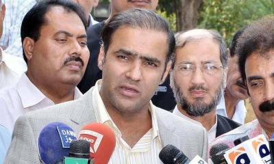 ہم سڑکیں بلاک کرنے والے نہیں ملک کو ترقی کی طرف لے جانا چاہتے ہیں,وزیرمملکت برائے پانی وبجلی عابد شیر علی