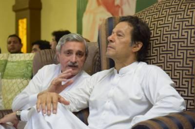 الیکشن کمیشن نےعمران خان اور جہانگیر ترین کے خلاف نااہلی ریفرنس خارج کردیا