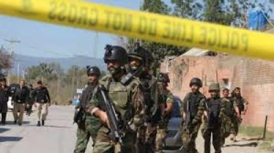 چارسدہ میں سیکیورٹی فورسز نے ایف سی ٹریننگ سینٹر پر حملہ ناکام بناتے ہوئے دو خودکش حملہ آوروں کو انجام تک پہنچا دی