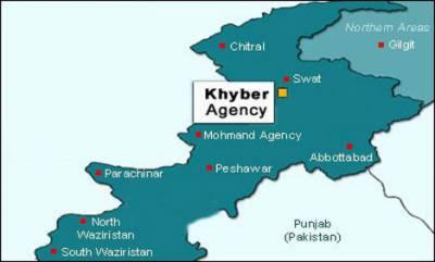 سیکیورٹی فورسز نے خیبرایجنسی میں سرحد پار سے دہشتگرد حملہ ناکام بنا دیا