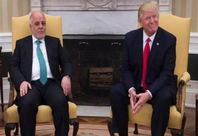 امریکہ عراق کا ساتھ نہیں چھوڑے گا۔ مشکل حالات میں عراقی عوام کے ساتھ ہیں۔ ڈونلڈ ٹرمپ