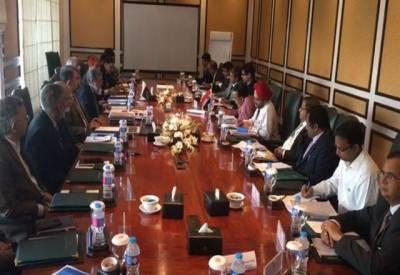 بھارت نے می یار ہائیڈرو پاور پراجیکٹ پر پاکستان کا اعتراض قبول کر لیا۔